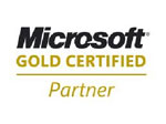 The Microsoft Gold Certified Partner